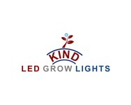 Kind LED Grow Lights Logo - Entry #27