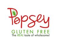 gluten free popsey  Logo - Entry #143