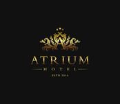 Atrium Hotel Logo - Entry #15