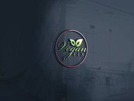 Vegan Fix Logo - Entry #240