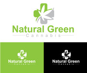Natural Green Cannabis Logo - Entry #20
