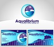 Aqualibrium Logo - Entry #147
