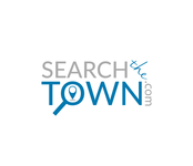 search the town .com     or     djsheil.com Logo - Entry #10