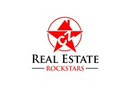 CZ Real Estate Rockstars Logo - Entry #112