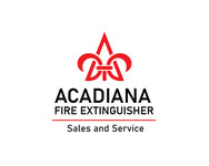Acadiana Fire Extinguisher Sales and Service Logo - Entry #159