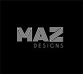 Maz Designs Logo - Entry #383