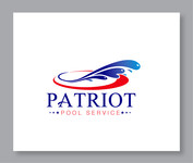 Patriot Pool Service Logo - Entry #181