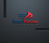 Roadrunner Rentals Logo - Entry #182