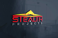 Stealth Projects Logo - Entry #90