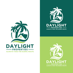 Daylight Properties Logo - Entry #3
