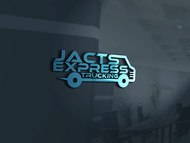 Jacts Express Trucking Logo - Entry #25