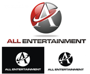 Need a logo for our entertainment company - ALL Entertainment - Entry #59