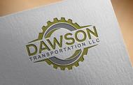 Dawson Transportation LLC. Logo - Entry #273
