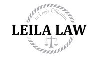 Leila Law Logo - Entry #90