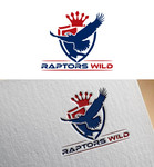 Raptors Wild Logo - Entry #365