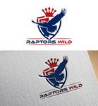 Raptors Wild Logo - Entry #365