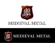 Medieval Metal Logo - Entry #20
