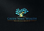 Green Wave Wealth Management Logo - Entry #367