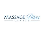 MASSAGE BLISS CENTER Logo - Entry #43