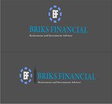 Birks Financial Logo - Entry #128