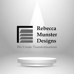 Rebecca Munster Designs (RMD) Logo - Entry #121