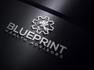 Blueprint Wealth Advisors Logo - Entry #264