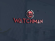 Watchman Surveillance Logo - Entry #128