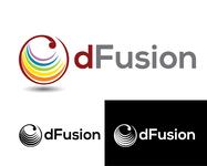 dFusion Logo - Entry #280