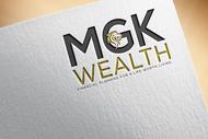 MGK Wealth Logo - Entry #336