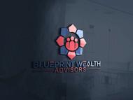 Blueprint Wealth Advisors Logo - Entry #409