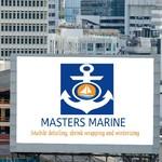 Masters Marine Logo - Entry #485