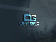 Off Grid Preparedness Supply Company Logo - Entry #68
