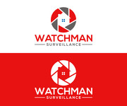 Watchman Surveillance Logo - Entry #157