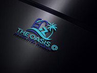 The Oasis @ Marcantel Manor Logo - Entry #117