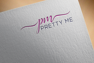 Pretty Me Logo - Entry #22