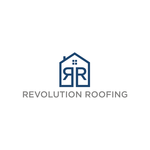 Revolution Roofing Logo - Entry #161
