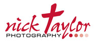 Nick Taylor Photography Logo - Entry #66