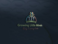 Growing Little Minds Early Learning Center or Growing Little Minds Logo - Entry #39