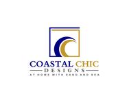 Coastal Chic Designs Logo - Entry #41