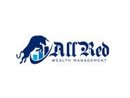 ALLRED WEALTH MANAGEMENT Logo - Entry #622