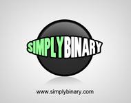 Simply Binary Logo - Entry #131