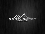 Big Sky Custom Steel LLC Logo - Entry #85