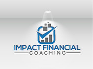 Impact Financial coaching Logo - Entry #35