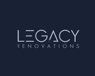 LEGACY RENOVATIONS Logo - Entry #95