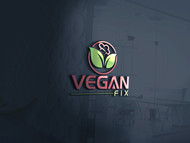 Vegan Fix Logo - Entry #232