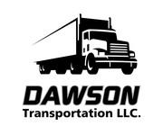 Dawson Transportation LLC. Logo - Entry #255