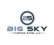 Big Sky Custom Steel LLC Logo - Entry #5