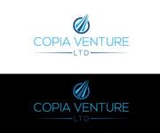 Copia Venture Ltd. Logo - Entry #85