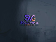 Solar Vinyl Graphics Logo - Entry #96