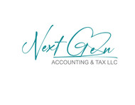 NextGen Accounting & Tax LLC Logo - Entry #462